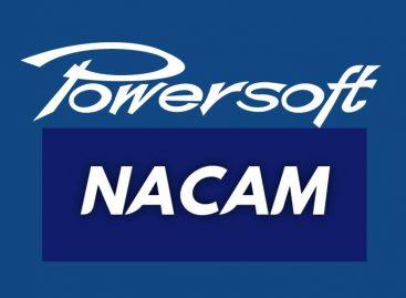 NACAM Group es el nuevo distribuidor de Powersoft en Bolivia