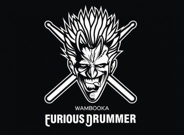 Wambooka presenta su serie de parches Furious Drummer