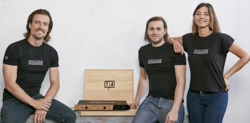 TIERRA Audio fusiona el sonido analógico con el control digital