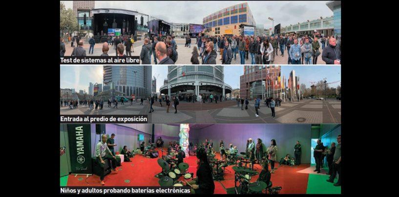 Musikmesse y Prolight+Sound 2019: Internacional, profesional e innovadora con varios eventos destacados