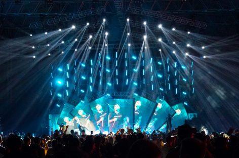 "El ""Intimo Tour"" de Nicky Jam contó con luminarias de Elation en Honduras"
