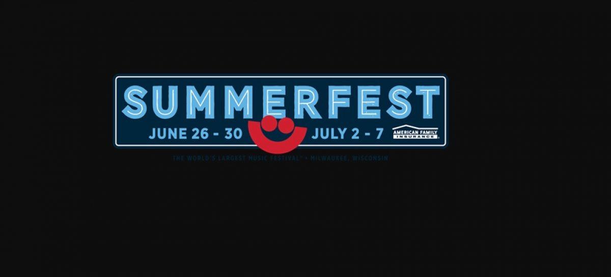 Gretsch es el proveedor oficial de baterías para el Summerfest 2019
