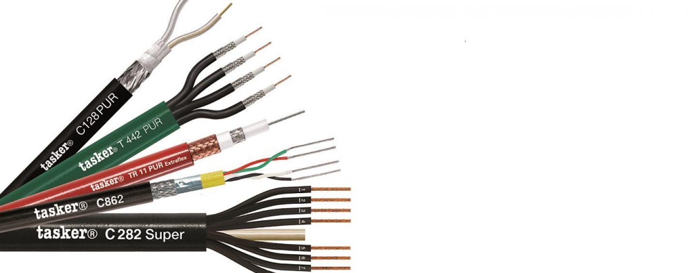Tasker presenta sus nuevos cables Tour Grade Series