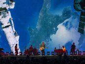 Procesador Newton de Outline estuvo de gira con Snow Patrol