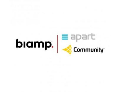 Biamp anuncia la adquisición de Community Loudspeakers y Apart Audio
