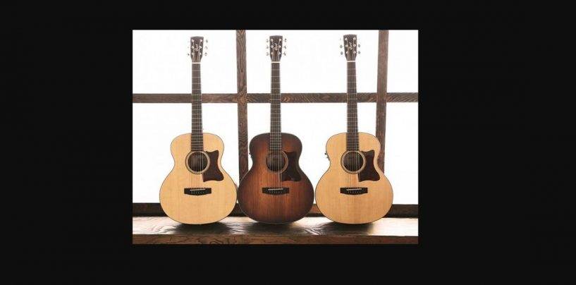 Cort presenta las guitarras de la Little CJ Series
