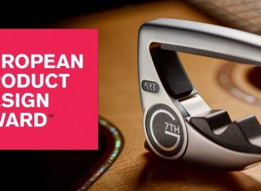 Capo Performance 3 de G7th gana el premio European Product Design