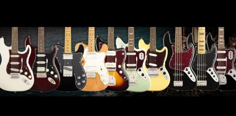 Squier by Fender, trae nuevos modelos Classic Vibe y Starcaster