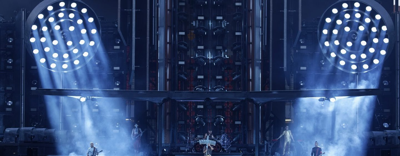 Rammstein se respalda en la consola de iluminación grandMA2