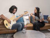 """Zappos y Fender se unen por """"Strum for the Sole"""""""