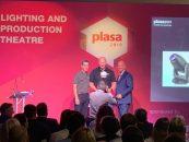 La luminaria Artiste Monet de Elation gana premio PLASA a la Innovación