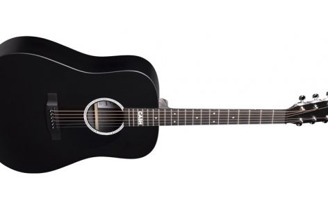 La DX Johnny Cash es la nueva guitarra de Martin Guitar y The Cash Foundation