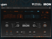 Focusrite ofrece el plug-in Virtual Guitarist Iron de UJam
