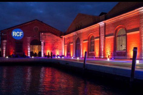 RCF celebra el 70 aniversario en Venecia con Andrea Bocelli