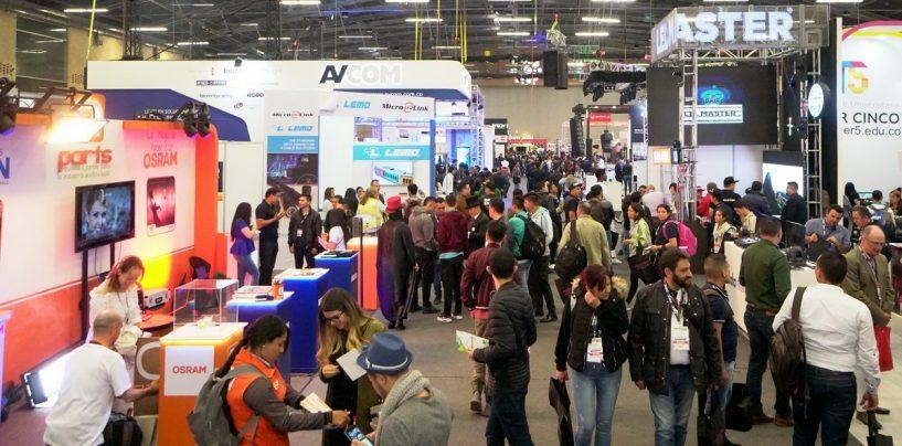 InfoComm Colombia celebra su décima edición