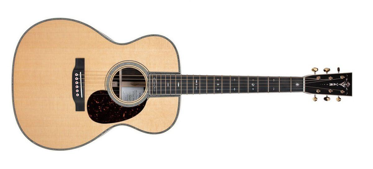 Nueva guitarra 00042EC-Z Eric Clapton Crossroads de Martin Guitar