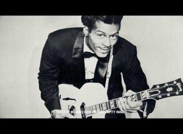 Chuck Berry 1955 ES-350T es la nueva guitarra de Gibson