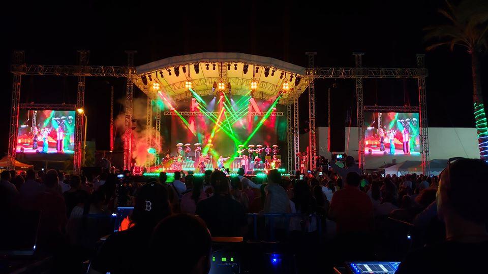 VIO L212 de dBTechnologies formó parte de la celebración por la independencia de México - Música & Mercado