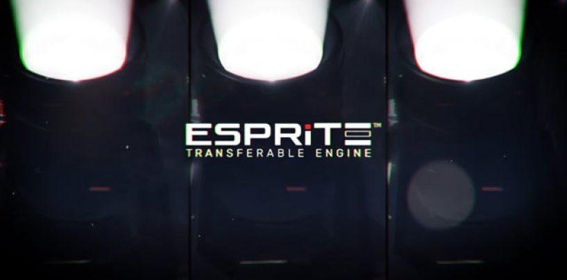 Robe lanzó ESPRITE su nueva luminaria LED móvil