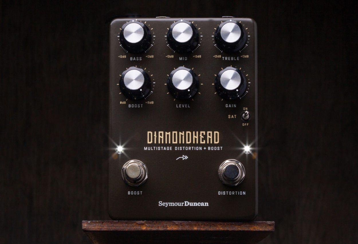 Diamondhead de Seymour Duncan
