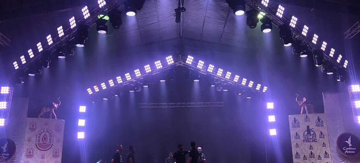 El Festival Divali Nagar brilló con PR Lighting