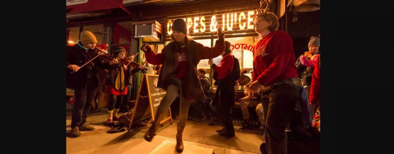 Make Music Winter regresa el sábado 21 de diciembre