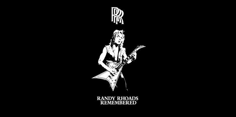 Randy Rhoads Remembered se celebrará en Musikmesse 2020