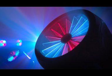 Un vistazo a TurboRay, una serie de luminarias de High End Systems