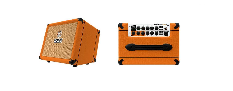 Orange lanza el amplificador Crush Acoustic 30