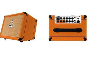 Orange lanza el amplificador Crush Acoustic 30
