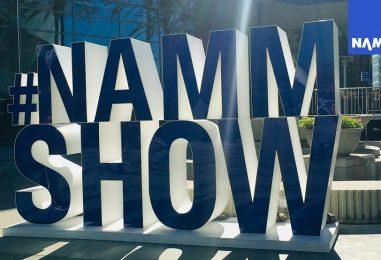 NAMM 2020: Conozca los lanzamientos del Grupo Adam Hall