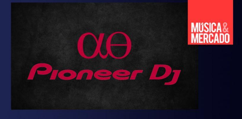 AlphaTheta Corporation es el nuevo nombre de Pioneer DJ Corp.