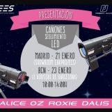 Robert Juliat presenta su gama de cañones de seguimiento LED