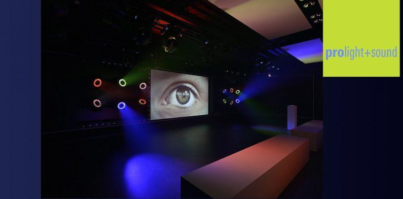 """Prolight + Sound 2020: Osram World of Light en Munich se lleva el """"Sinus – Premio a la integración de sistemas"""""""