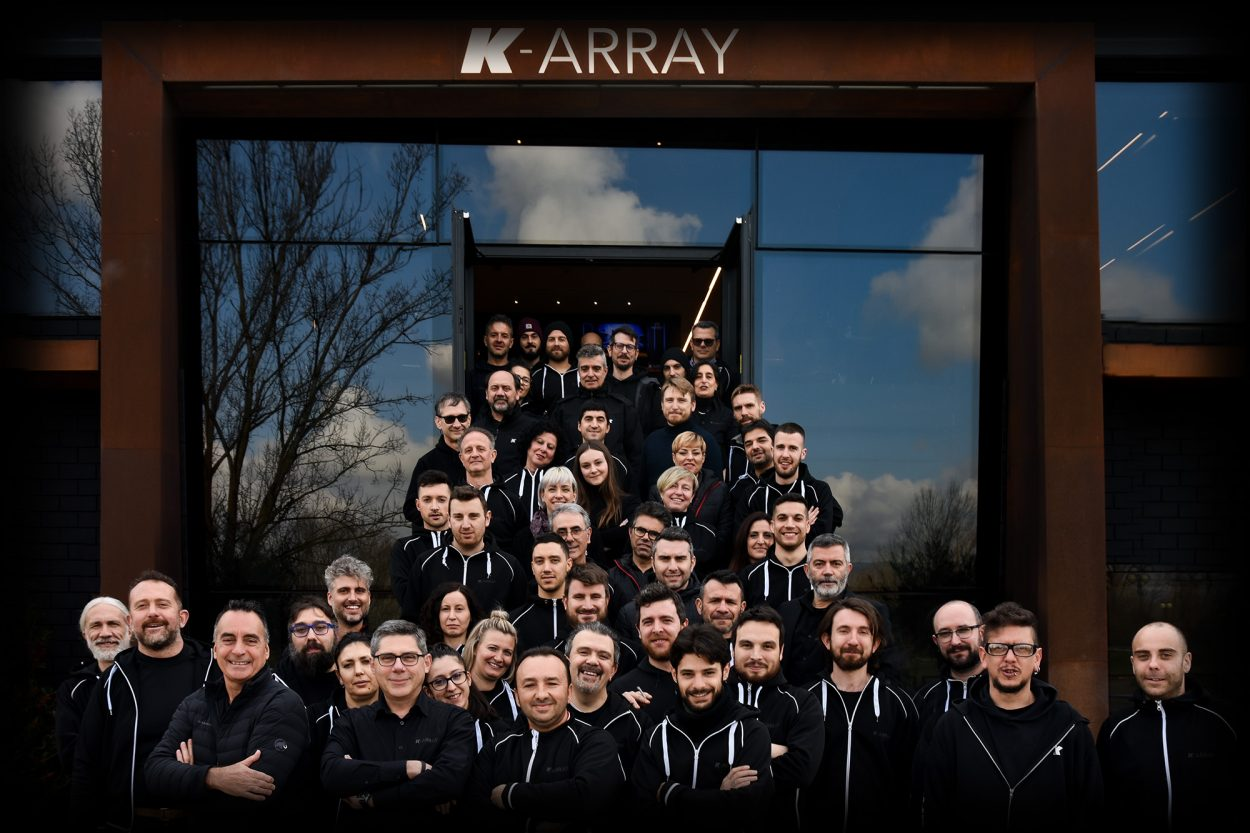 k array aniversarios