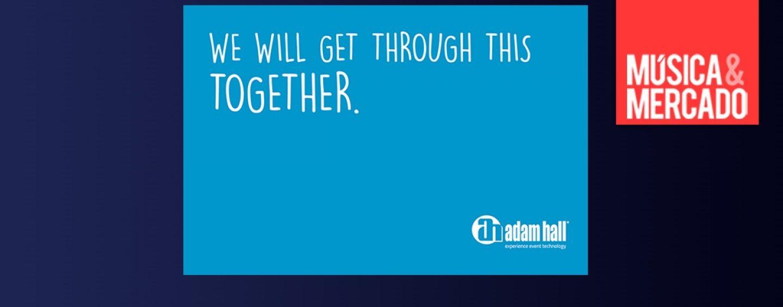 Adam Hall Group transmite Industry Talk