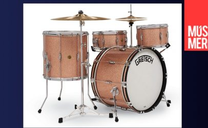 Gretsch rediseñó su Bass Drum Rail Mount