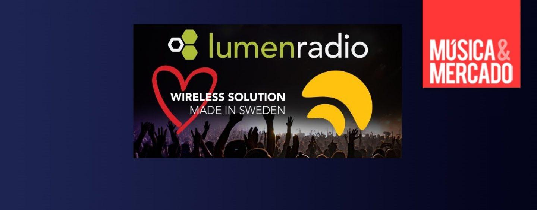 LumenRadio y Wireless Solution se unen